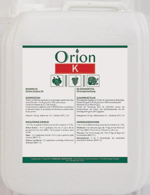 Orion K / Bidon 5L