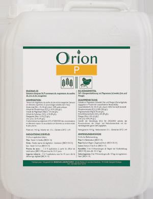 Orion P / Bidon 5L