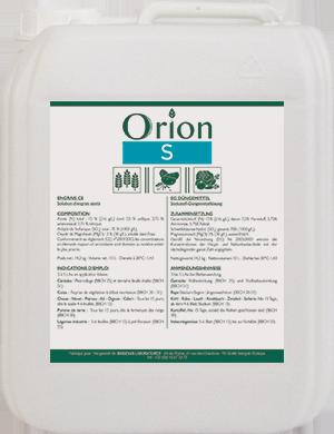 Orion S / Bidon 5L
