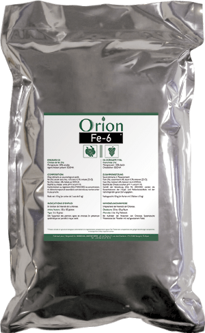 Orion FE-6 / Sac 10Kg